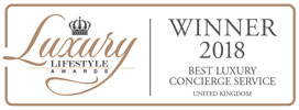 Luxury Lifestye awards